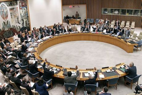 Security Council Meeting:The situation in the Middle East